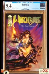 WITCHBLADE #1 COVER A (1995 Series) - **CGC 9.4**